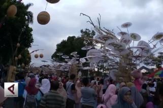 Gairah  Umkm Tasik Oktober Festival