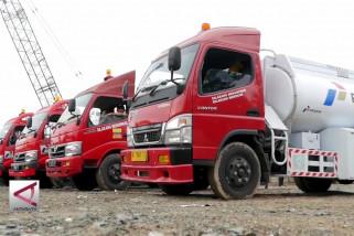 Pertamina kirim 4 mobil tangki BBM ke Palu
