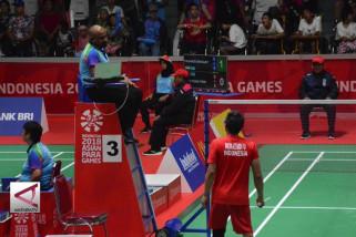 Indonesia kirim tiga wakil di final bulu tangkis