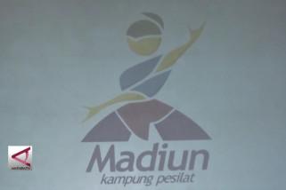Peluncuran Logo Kabupaten Madiun Kampung Pesilat Indonesia