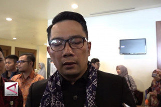 Ridwan Kamil prihatin 2 bupati di Jabar terjerat korupsi