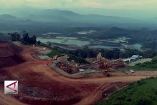 Tujuh kabupaten  Jatim miliki  kandungan emas