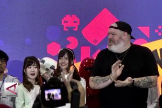 Indonesia Comic Con 2018 hadirkan pemain Game of Thrones