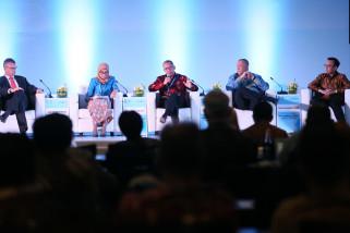 Batik jadi busana resmi Pertemuan IMF-Bank Dunia