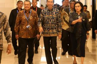 Sri Mulyani ajak delegasi IMF-WB belanjakan dolar di Bali