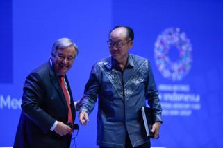 Doa dan solidaritas dunia untuk Indonesia