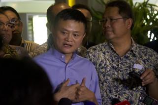 Ternyata alasan Jack Ma ada di IMF-WB demi Indonesia