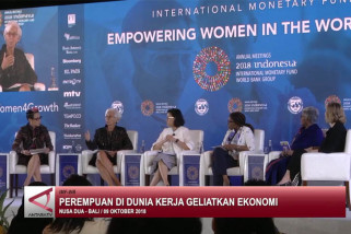 Ketika wanita-wanita top dunia bicara dunia kerja di Bali