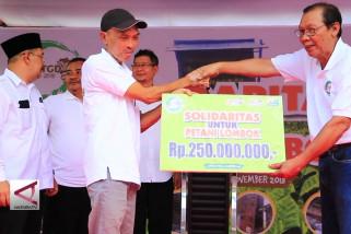 APTI bangun kembali Oven tembakau untuk petani Lombok