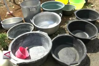 Polres Malang suplai air bersih untuk wilayah kekeringan