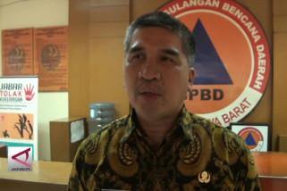 Status Siaga Bencana di Priangan Timur dan Bandung Raya