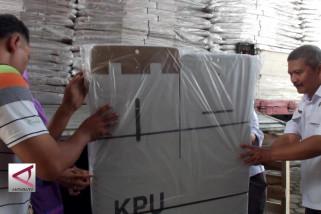 KPU Jember kekurangan 3.130 kotak suara