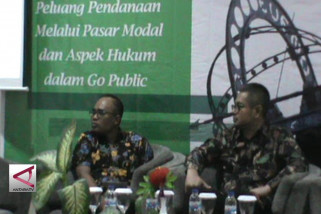 BEI data  perusahaan Go Public di Indonesia meningkat
