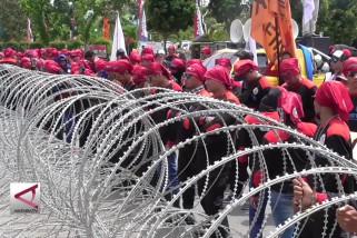 Buruh Batam minta pemerintah cabut PP 78/2015