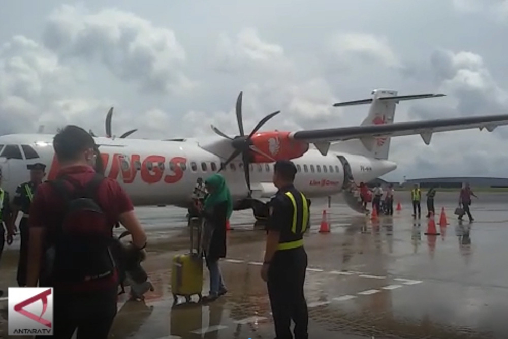 Wings Air buka rute penerbangan Pontianak-Kuching