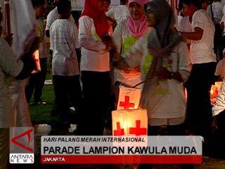 Parade Lampion Kawula Muda