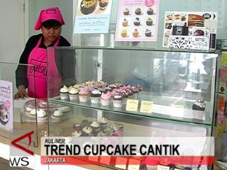 Trend Cupcake Cantik