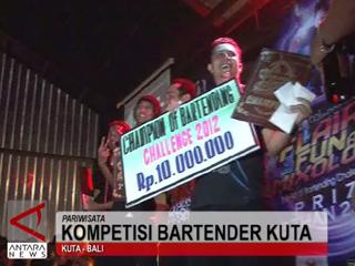 Kompetisi Bartender Kuta Bali