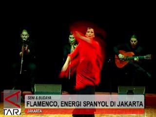 Flamenco, Energi Spanyol Di Jakarta