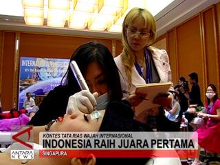 Indonesia Raih Juara Pertama
