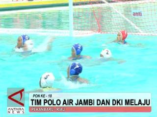 Tim Polo Air Jambi Dan DKI