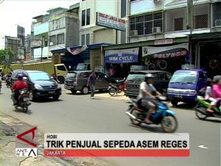 Trik Penjual Sepeda Asam Reges