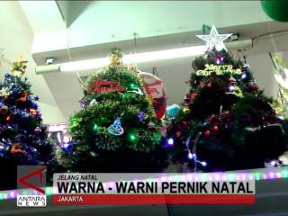 Warna-warni Pernik Natal