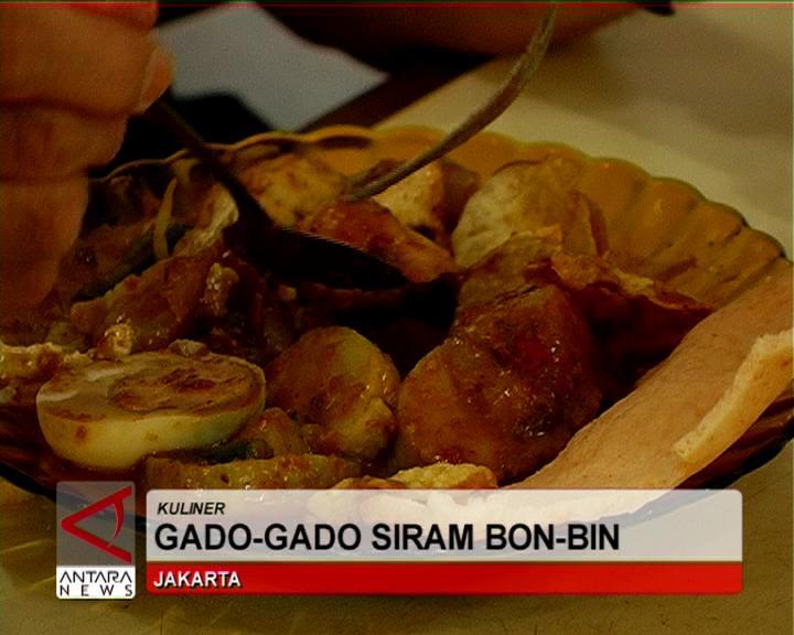Gado-Gado Siram Bon-Bin