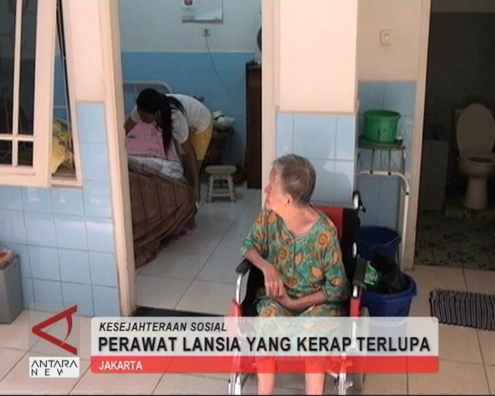 Perawat Lansia Yang Kerap Terlupa