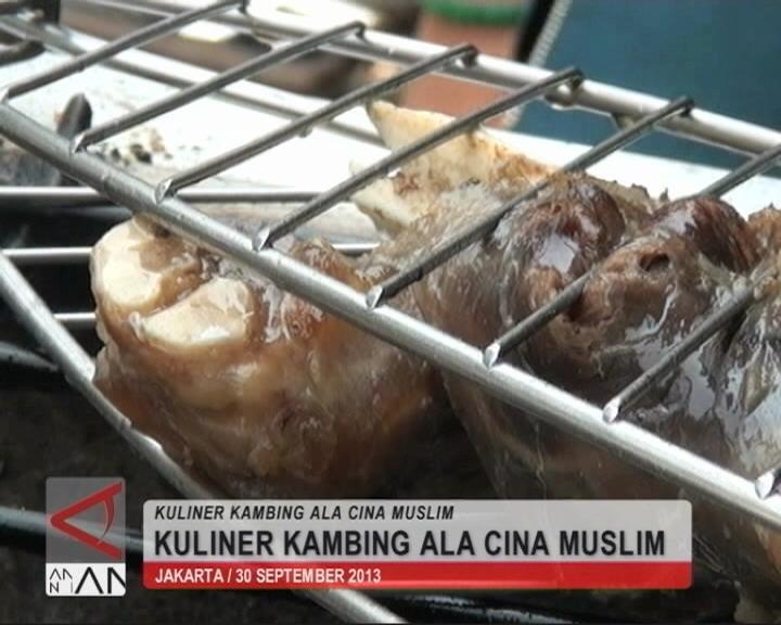Kuliner Kambing Ala China Muslim