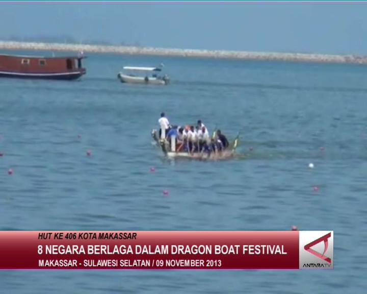 8 Negara Berlaga dalam Dragon Boat Festival