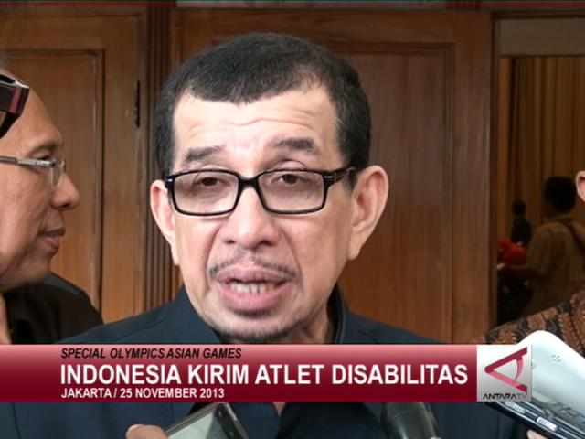 Indonesia Kirim Atlet Disabilitas