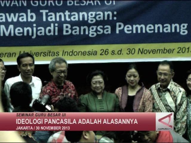 Komunisme bukan lagi ancaman untuk Indonesia