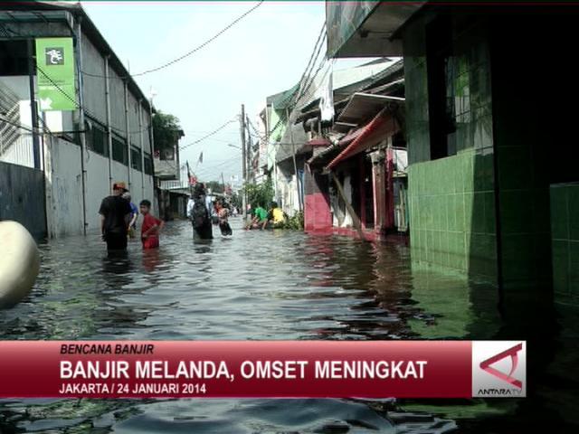 Banjir Melanda, Omset Meningkat