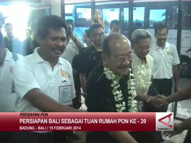 Persiapan Bali Sebagai Tuan Rumah PON Ke-20