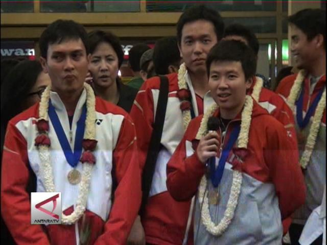 Indonesia Kejar Target Thomas Cup