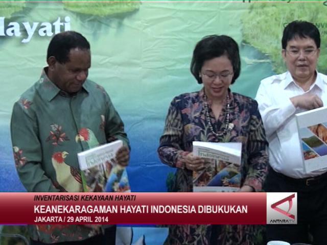 Indonesia alami degradasi keanekaragaman hayati