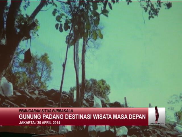 Gunung Padang Destinasi Wisata Masa Depan