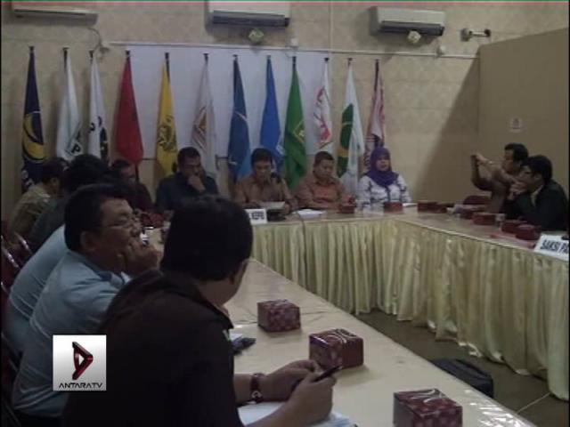 KPU Kepri Tetapkan Anggota DPRD Kepri