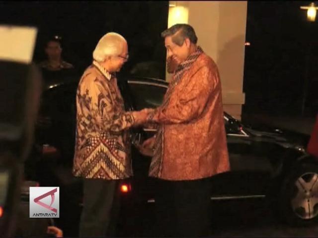 SBY Bahas Isu Kawasan Dengan Singapura
