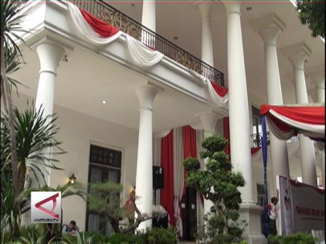 Rumah Polonia Peninggalan Soekarno