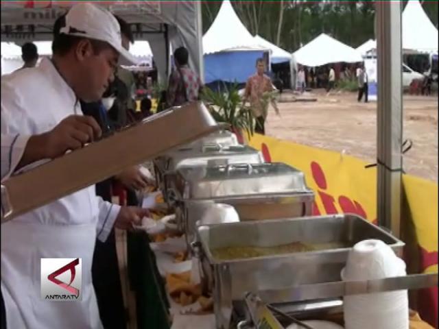 Muri Catat Rekor 100 Jenis Soto Nusantara