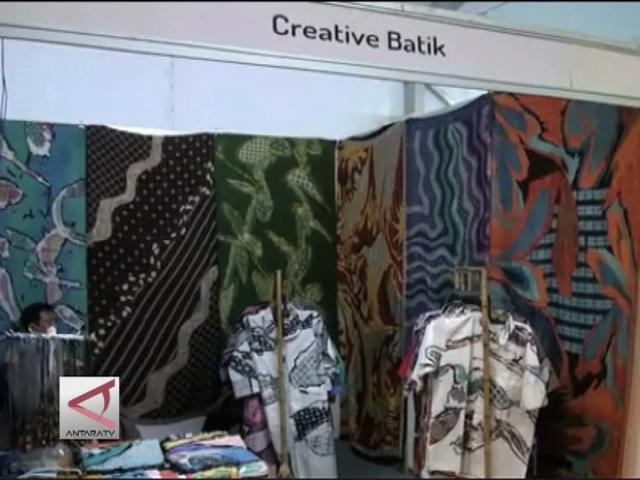 Batik Kreatif Jogjakarta Mulai Digandrungi