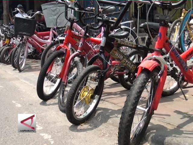 Sepeda Bekas Di Pasar Rumput - Sepeda Lipat