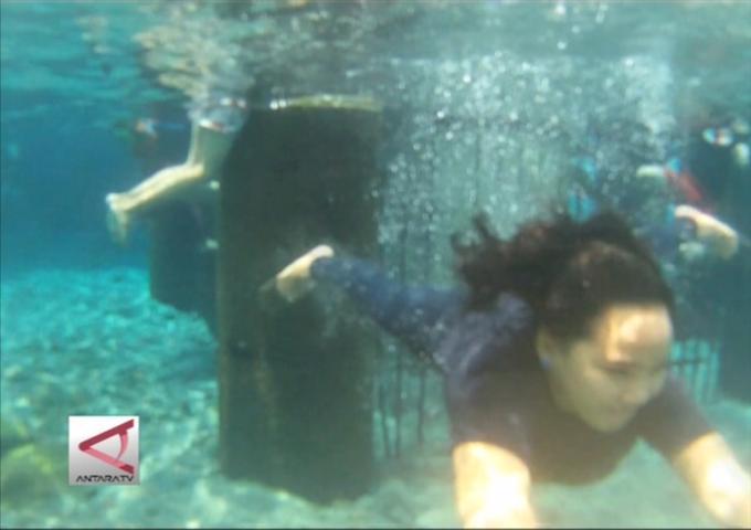 Snorkling Di Kolam Air Tawar