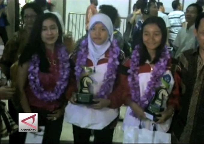 Pelajar Indonesia Raih 4 Emas Catur Dunia