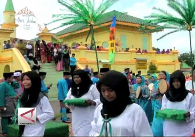Peringatan Maulid Nabi Di Pulau Penyengat