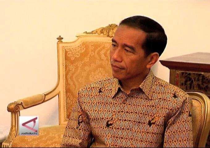 Presiden Bahas Persiapan Asian Games