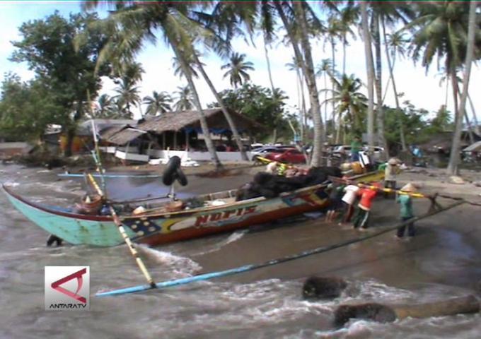 Upaya DKP Padang Dalam Pelestarian Biota Laut