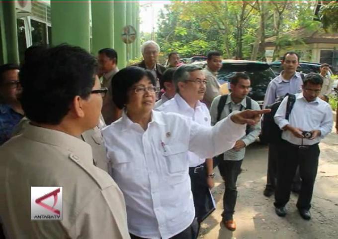 Menteri LHK Pantau Kesiapan BKSDA